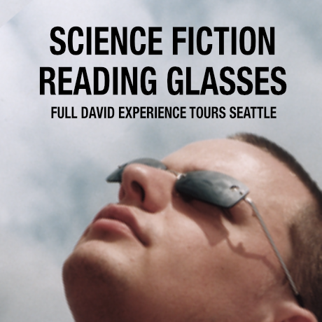 science fiction reading glasses